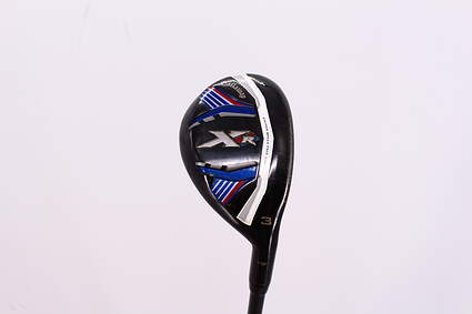 Callaway XR Hybrid 3 Hybrid 19° Project X 6.0 Graphite Graphite Stiff Right Handed 40.75in