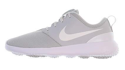 New Mens Golf Shoe Nike Roshe G Size 11.5 Medium Pure Platinum/White AA1837 002