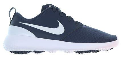 New Mens Golf Shoe Nike Roshe G Size 9 Medium Thunder Blue/White AA1837 400