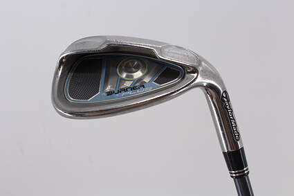 TaylorMade Burner Plus Single Iron Pitching Wedge PW   TM Reax 50 Graphite Ladies Right Handed 35.5in
