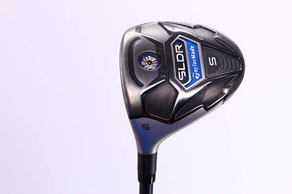 TaylorMade SLDR S 5 Wood 5W 19° TM Fujikura Speeder 65 Graphite Regular Left Handed 42.0in