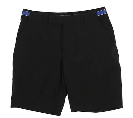 New Mens Zero Restriction Shorts Medium M Black MSRP $89
