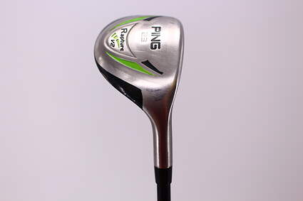 Ping Rapture V2 4 Hybrid 23° Ping TFC 939H Graphite Senior Right Handed 38.75in