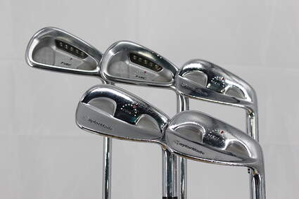 TaylorMade Rac MB Iron Set 5-PW True Temper Dynamic Gold S300 Steel Stiff Right Handed 38.25in