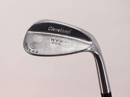 Cleveland 588 RTX 2.0 Custom Edition Wedge Gap GW 50° UST Mamiya Recoil 670 F4 Graphite Regular Right Handed 36.75in