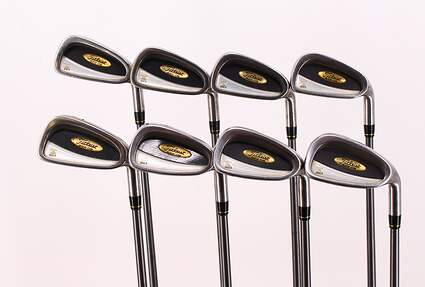 Titleist DCI 822 Oversize Iron Set 3-PW Titleist Ultralight 75 Graphite Regular Right Handed 38.0in