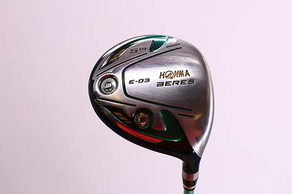 Honma E-03 5 Wood 5W 19° ARMRQ 8 Graphite Regular Right Handed 42.75in