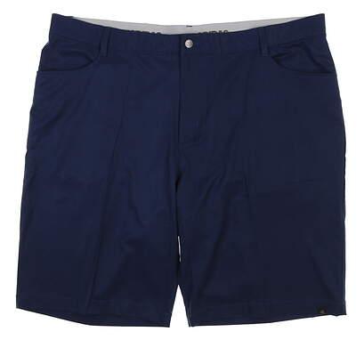 New Mens Adidas Ultimate Shorts 42 Blue BC2416 MSRP $75