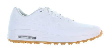 New Mens Golf Shoe Nike Air Max 1 G 13 White AQ0863 101 MSRP $120