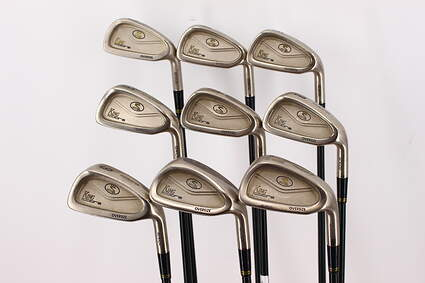Cobra King Cobra Oversize Senior Iron Set 3-PW GW Graphite Senior Right Handed 38.5in