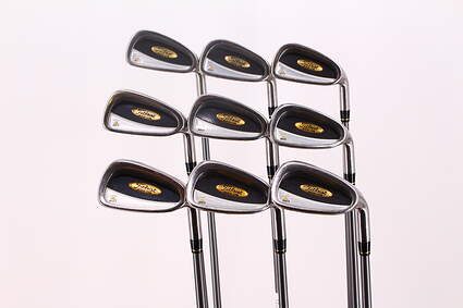 Titleist DCI 822 Oversize Iron Set 3-PW GW Ultralight 75 Graphite Regular Right Handed 38.25in