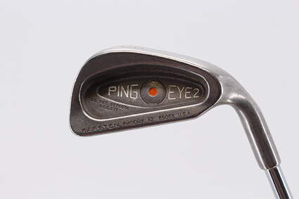 Ping Eye 2 3 Iron Ping ZZ Lite Steel Regular Right Handed Orange Dot 39.0in