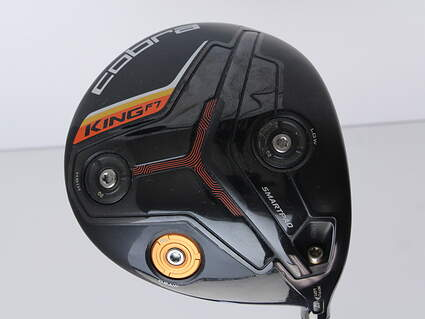 Cobra King F7 Driver 12° UST Mamiya Elements Chrome+ 5 Graphite Regular Right Handed 44.75in