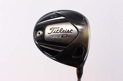 Titleist 910 D2 Driver 9.5° Mitsubishi Diamana M+ Red 50 Graphite Regular Right Handed 44.75in