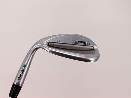 Ping Glide 2.0 Wedge Lob LW 58° True Temper Dynamic Gold X100 Steel X-Stiff Left Handed 36.5in