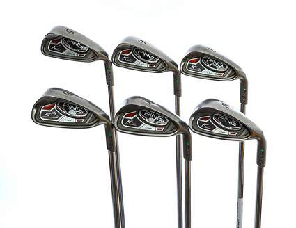 Ping K15 Iron Set 5-PW Ping AWT Steel Regular Right Handed Green Dot 38.25in