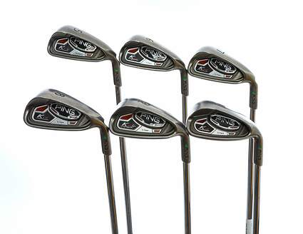 Ping K15 Iron Set 5-PW Ping AWT Steel Regular Right Handed Green Dot 37.75in