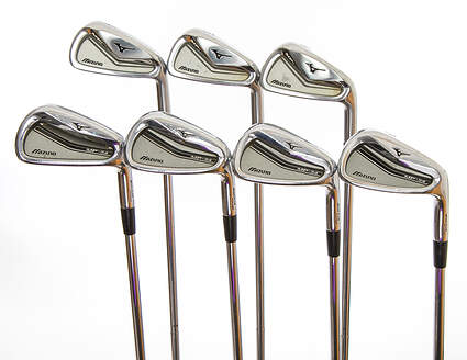 Mizuno Combo Iron Set MP-H5 4-6, MP-54 7-PW True Temper Dynamic Gold S300 Steel Stiff Right Handed 38.0in