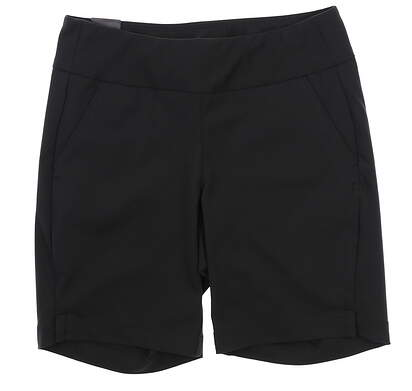 New Womens Under Armour Golf Shorts Medium M Black UW6679 MSRP $75