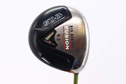 Callaway Fusion FT-3 Tour Driver 9.5° Aldila NV 65 Graphite Stiff Right Handed 45.0in