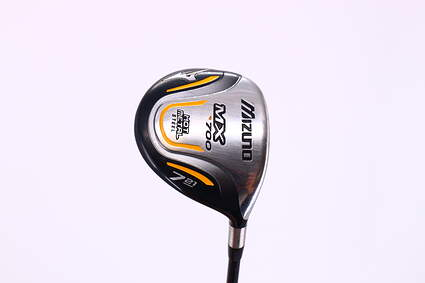 Mizuno MX-700 Fairway Wood 7 Wood 7W 21° Mizuno Exsar FS4 Graphite Regular Right Handed 41.75in