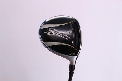 Adams Fast 12 Fairway Wood 3 Wood 3W 15° Grafalloy ProLaunch Blue 65 Graphite Stiff Right Handed 43.25in