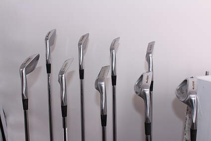 Cobra King Cobra 2 Forged Iron Set 2-PW Dynamic Gold SL S300 Steel Stiff Right Handed 38.0in