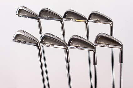 Cobra Baffler Blade Iron Set 3-PW Cobra TLC System Medium Steel Stiff Right Handed 38.0in