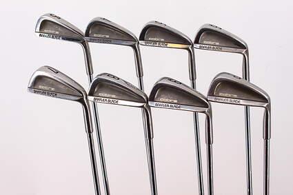 Cobra Baffler Blade Iron Set 3-PW Cobra TLC System Medium Steel Stiff Right Handed 38.0in