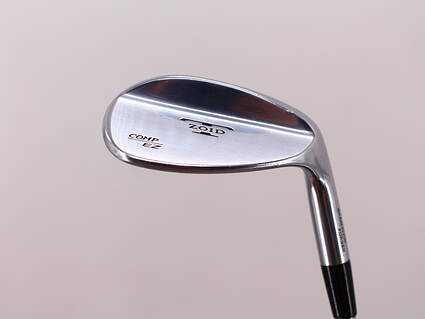Mizuno T-Zoid EZ Comp Wedge Sand SW Gold Plus Sensicore S300 Steel Stiff Right Handed 35.75in