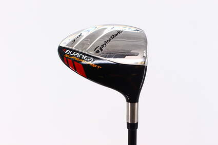TaylorMade Burner Superfast Fairway Wood 3 Wood 3W 15° TM Matrix Ozik Xcon 4.8 Graphite Regular Right Handed 43.5in