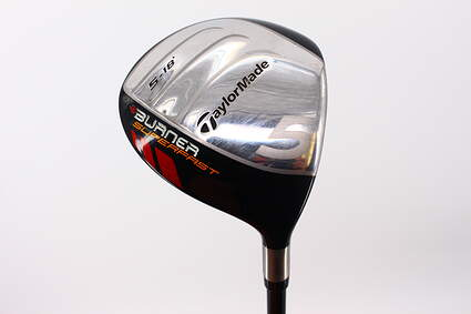 TaylorMade Burner Superfast Fairway Wood 5 Wood 5W 18° TM Matrix Ozik Xcon 4.8 Graphite Regular Right Handed 43.0in