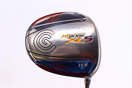 Cleveland Hibore XLS Driver 11.5° Cleveland Fujikura Fit-On Gold Graphite Regular Right Handed 45.0in