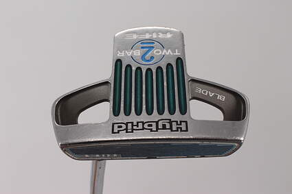 Guerin Rife Two Bar Hybrid Tour Blade Putter Steel Right Handed 36.0in