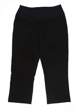 New Womens Puma PWRSHAPE Capris Small S Puma Black 574624 03 MSRP $75