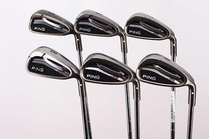 Ping G25 Iron Set 5-PW Ping CFS Steel Stiff Right Handed White Dot 39.5in