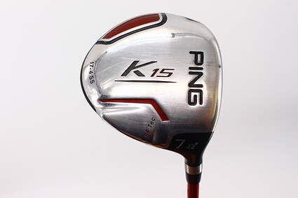 Ping K15 Fairway Wood 7 Wood 7W 22° Ping TFC 149F Graphite Senior Right Handed 41.75in