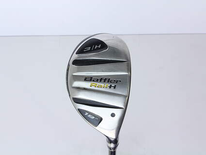 Cobra Baffler Rail H Hybrid 3 Hybrid 19° Cobra Motore Baffler Rail-H Graphite Stiff Right Handed 40.5in