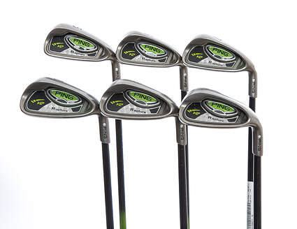 Ping Rapture V2 Iron Set 6-PW Ping TFC 939I Graphite Regular Right Handed White Dot 38.75in