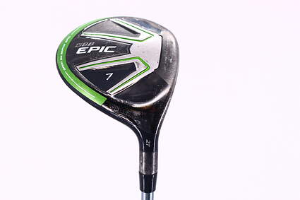 Callaway GBB Epic Fairway Wood 7 Wood 7W 21° Project X HZRDUS T800 Green 65 Graphite Regular Right Handed 42.0in
