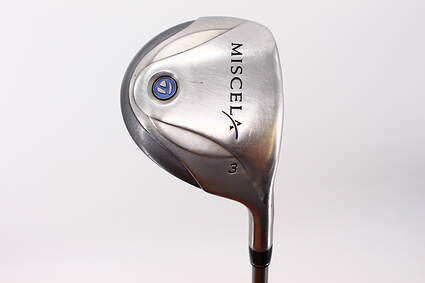 TaylorMade Miscela 2006 Fairway Wood 3 Wood 3W TM miscela Graphite Ladies Right Handed 41.75in