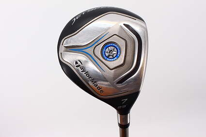 TaylorMade Jetspeed Fairway Wood 7 Wood 7W 23° TM Matrix VeloxT 49 Graphite Ladies Right Handed 41.5in