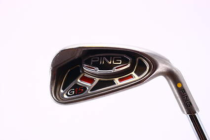 Ping G15 Single Iron 6 Iron   FST KBS Tour Steel Stiff Right Handed Yellow Dot 38.0in