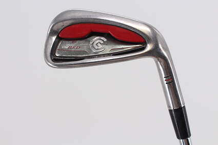 Cleveland CG Red Single Iron 8 Iron   True Temper Dynamic Gold S300 Steel Stiff Right Handed 36.25in