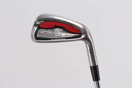 Cleveland CG Red Single Iron 6 Iron   True Temper Dynamic Gold 300 Steel Stiff Right Handed 37.25in