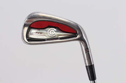 Cleveland CG Red Single Iron 4 Iron   True Temper Dynamic Gold S300 Steel Stiff Right Handed 38.25in