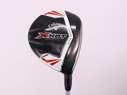 Callaway 2013 X Hot Fairway Wood 3 Wood 3W Project X PXv Graphite Regular Right Handed 43.5in