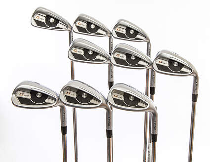 Ping G400 Iron Set 4-PW SW LW AWT 2.0 Steel Stiff Right Handed Black Dot 38.25in