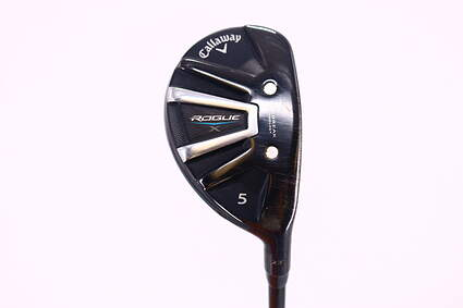 Callaway Rogue X Hybrid 5 Hybrid 23° Mitsubishi Chemical C6 Graphite Ladies Right Handed 39.25in
