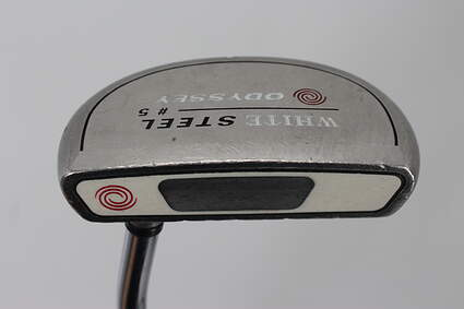 Odyssey White Steel 5 Putter Putter Steel Right Handed 35.0in